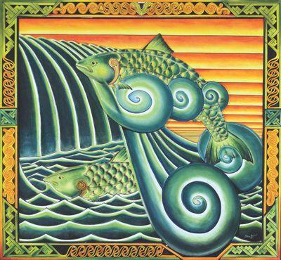 Celtic Artist Brian Boylan