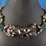 Celtic Necklace by Kathy Herdzina