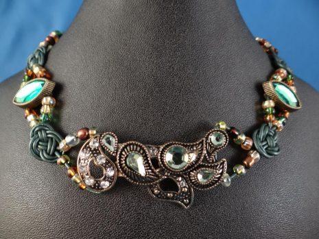 Celtic Necklace by Kathy Herdzina