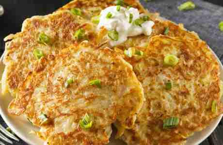Irish Potato Pancakes Celtoc Food Image