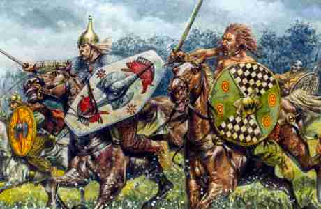 Celtic Nations Magazine Celtic Reviews - Celtic Weapons and Armor