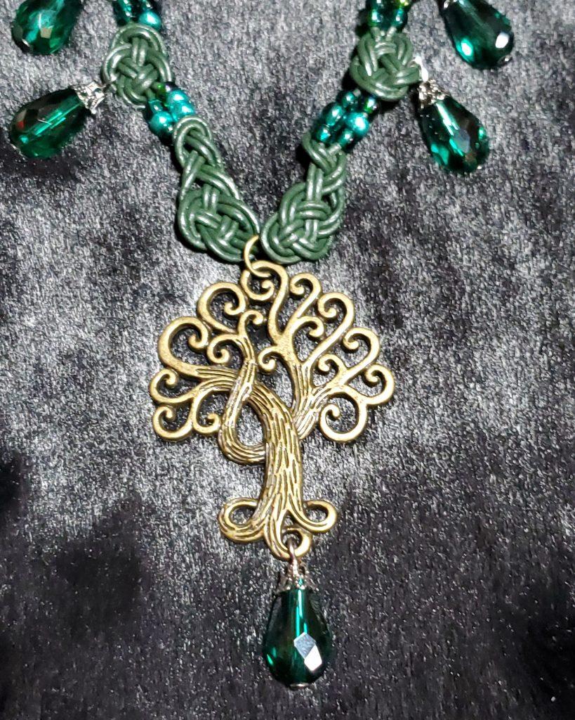 Celtic-Necklace-by-Kathy-Herdzina-Tree-of-Life