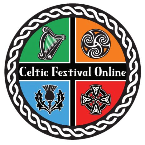 Celtic Festival Online Logo