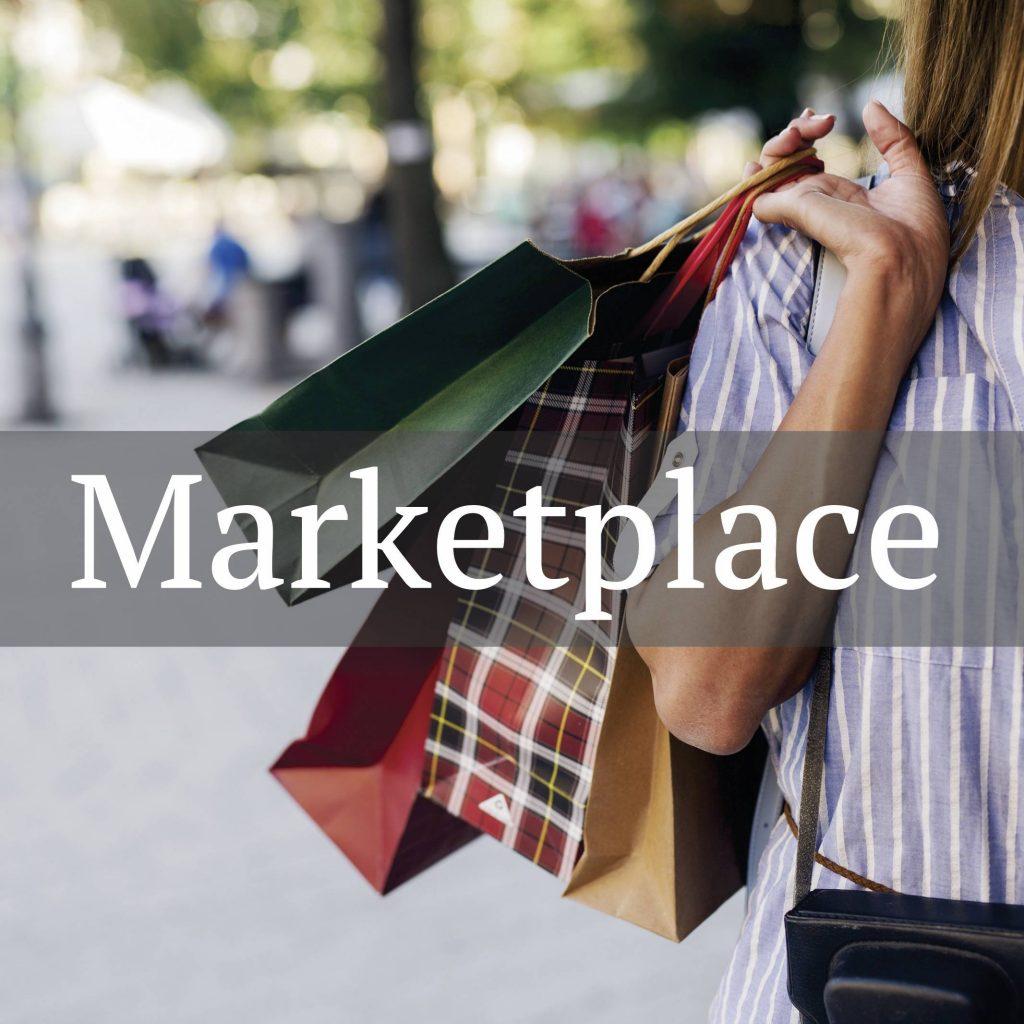 Celtic Festival Online Marketplace