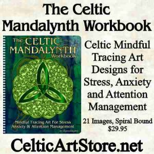 Celtic Mandalynths Workbook Ad 450x450