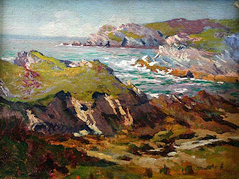 Williams, Christopher; Coast near Holyhead