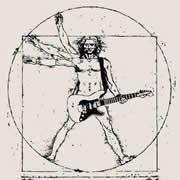 Guitar Vitruvian Man
