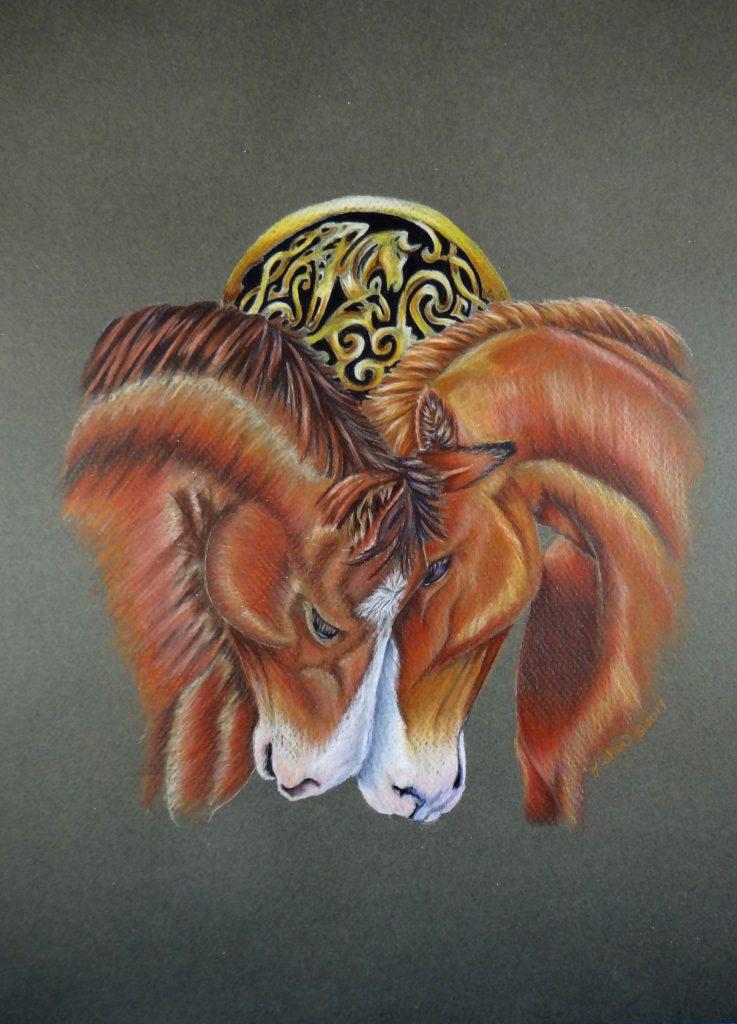 Kathy-Herdzina-celtic-zodiac-horse-1