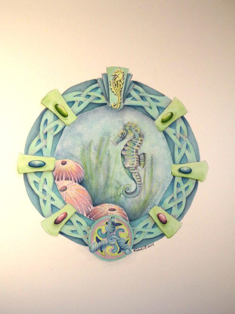Kathy-Herdzina-celtioc-zodiac-seahorse-DPI-800-1