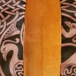 Kult of Athena Broze-Era Celtic Sword Blade Detail