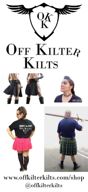 Celtic Kilt Company - Off Kilter Kilts