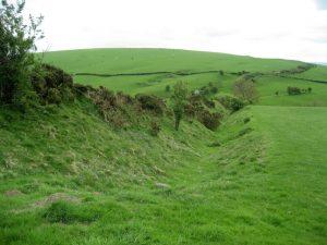 Offa's_Dyke_near_Clun Wales