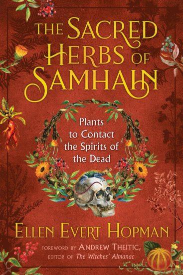 Sacred-Herbs-of-Samhain by Ellen Evert Hopman
