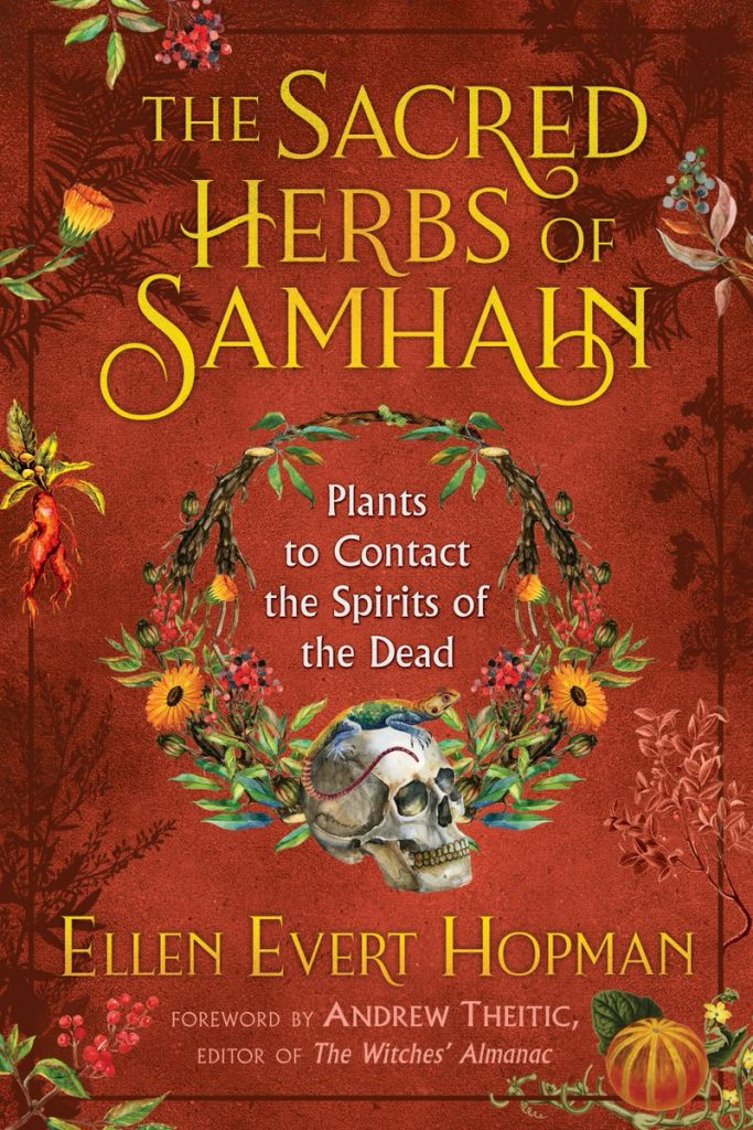Sacred-Herbs-of-Samhain by Ellen Evert Hopman