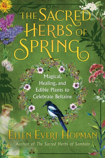 Sacred-Herbs-of-Spring by Ellen Evert Hopman