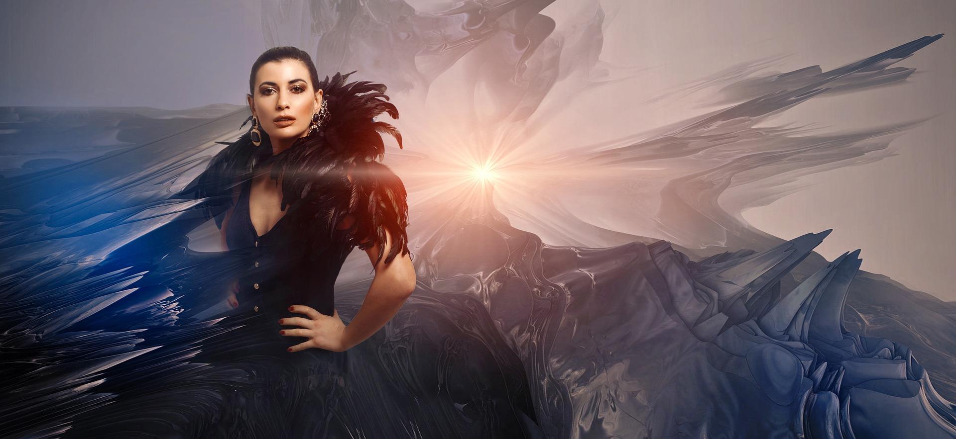 Raven Queen of Battle