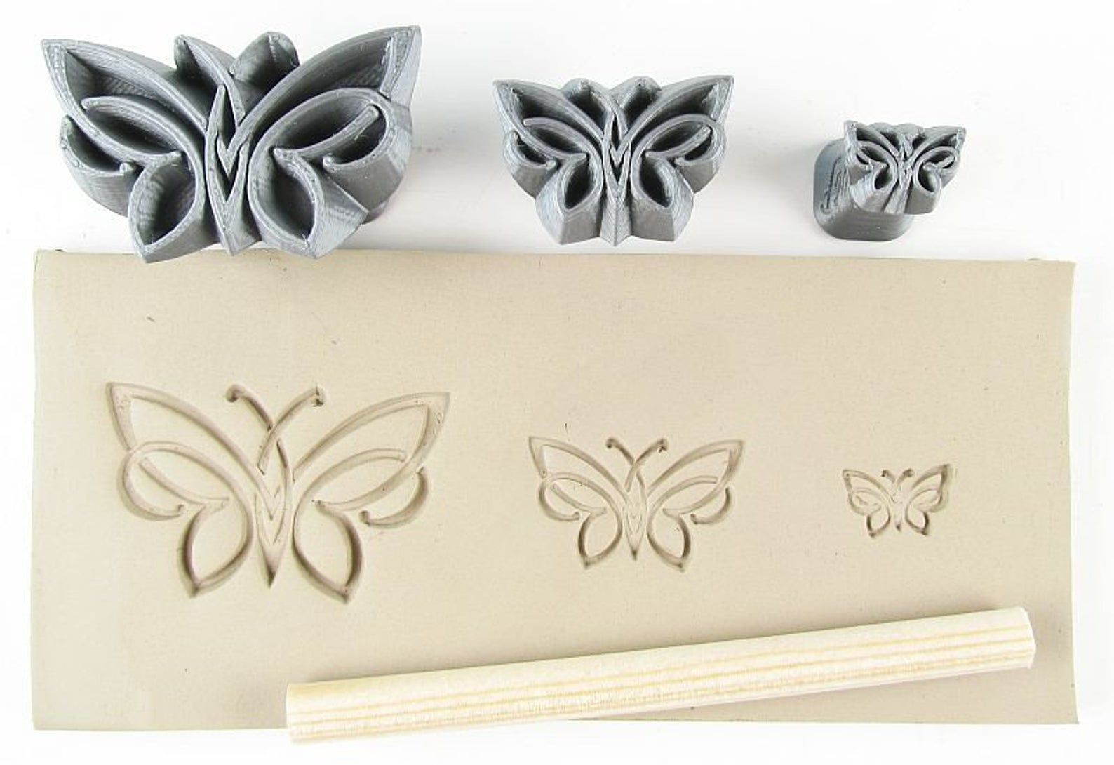 Celtic Butterfly Stamps