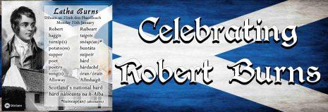 Celebrating Robert Burns